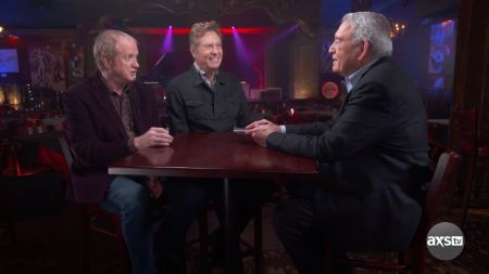 AXS TV's 'Big Interview' sneak peek: Robert Lamm and Lee Loughnane talk writing Chicago hits Oct. 16