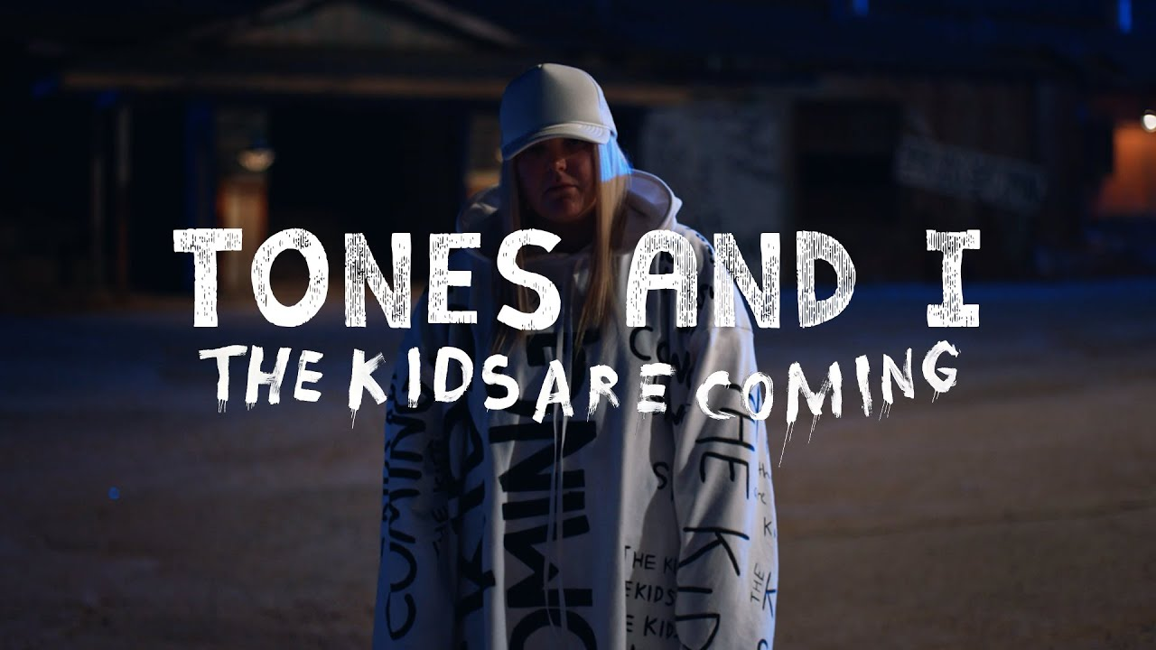 Tones and I announces 2020 North America dates for The Kids Are Coming Tour
