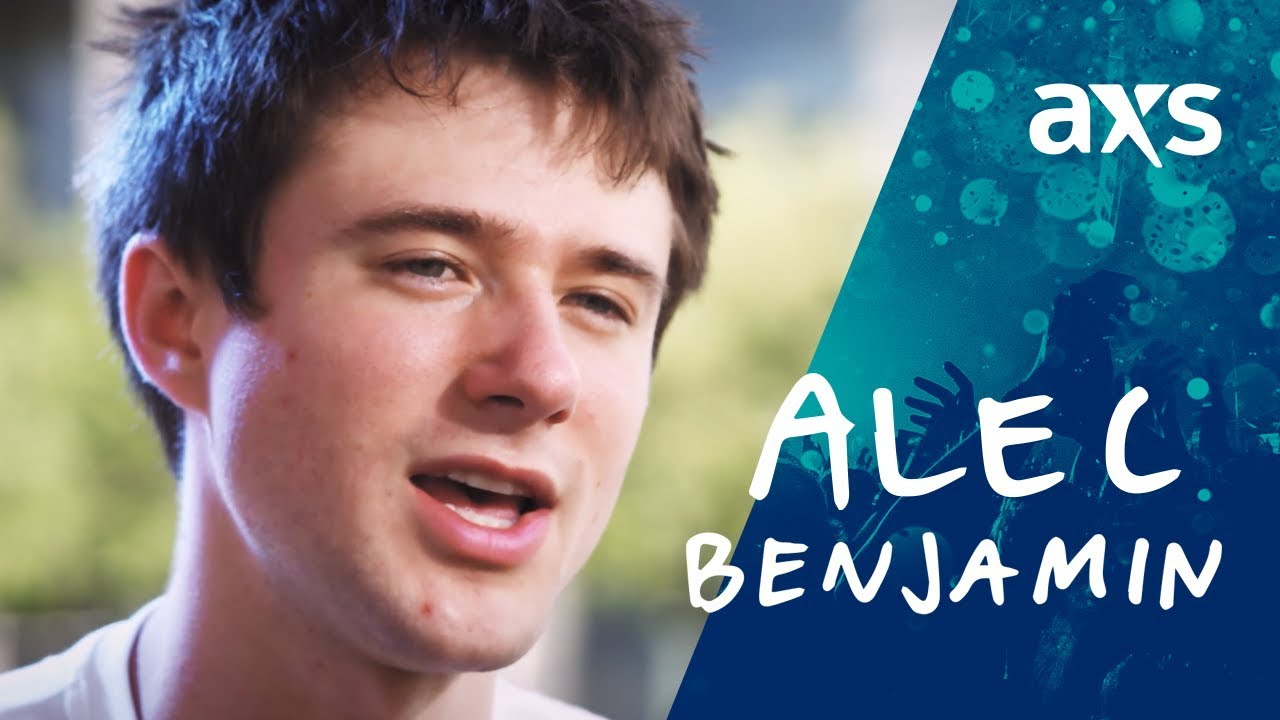 Watch: Alec Benjamin discusses his background and overcoming hardships at the BBVA Music Sessions