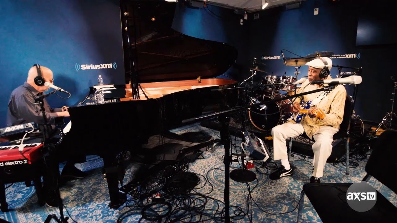 AXS TV's 'Paul Shaffer Plus One' sneak peek: Buddy Guy talks learning 'Boogie Chillen'