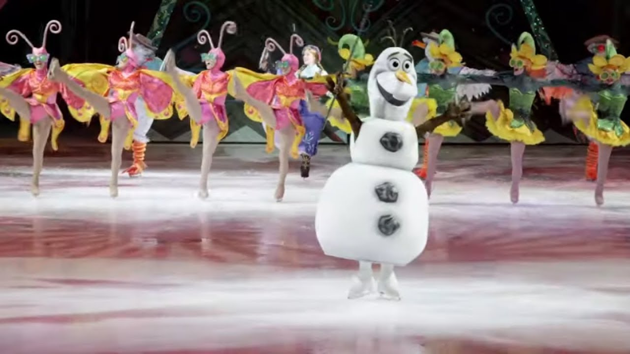 Disney On Ice presents Worlds of Enchantment headed to Infinite Energy Arena in 2020
