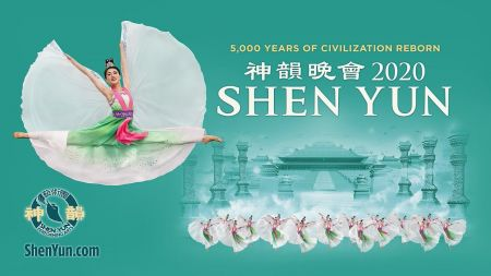 Shen Yun 2020 tour headed to Colorado's Pike Peak Center