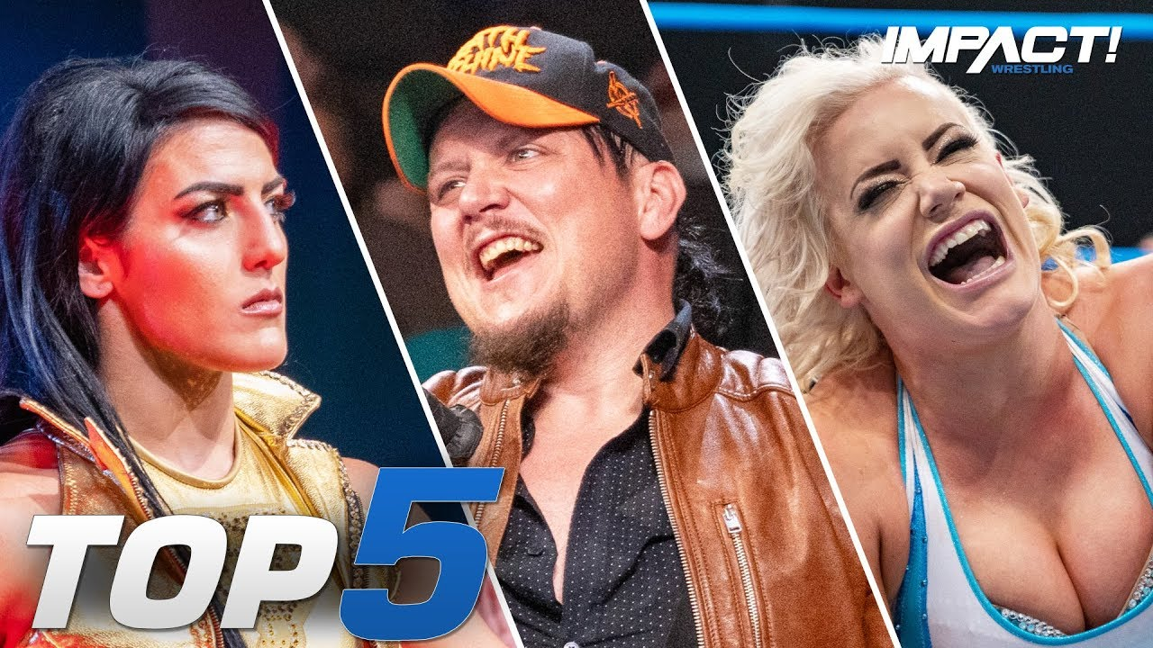 What to expect from IMPACT! Wrestling on AXS TV