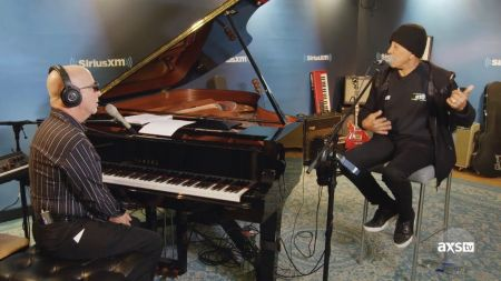 AXS TV 'Paul Shaffer Plus One' sneak peek: Smokey Robinson talks writing 'The Tracks of My Tears' on Nov. 3