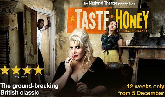 A Taste of Honey tickets at Trafalgar Studios, London