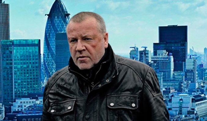An Evening with Ray Winstone - POSTPONED tickets at Brentwood Live in Essex