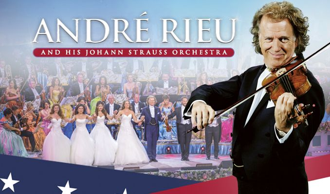 André Rieu tickets at Pechanga Arena San Diego in San Diego