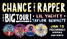 Chance The Rapper: The Big Tour tickets at Pechanga Arena San Diego in San Diego