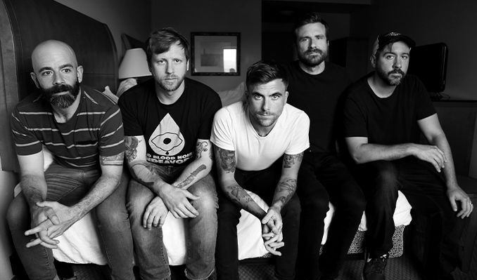 Circa Survive: Blue Sky Noise 10 Year Anniversary Tour tickets at The Regency Ballroom in San Francisco