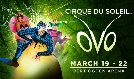 Cirque Du Soleil - OVO tickets at Bert Ogden Arena in Edinburg