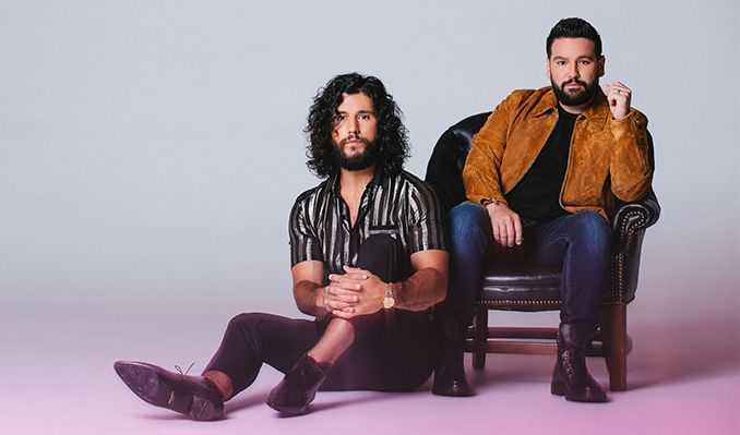 Dan + Shay  tickets at T-Mobile Arena in Las Vegas