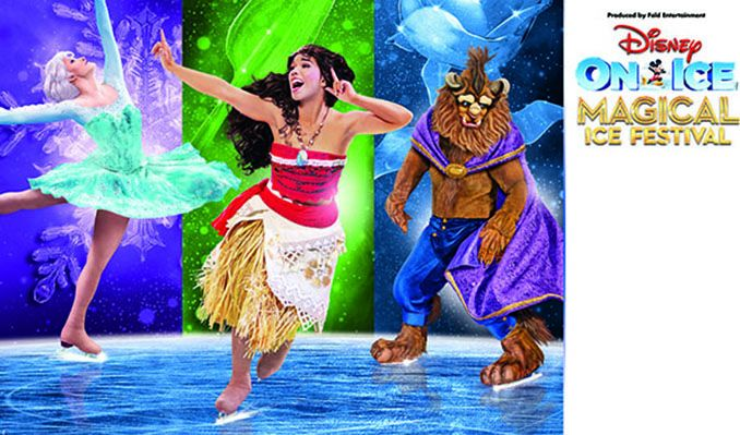 Disney on Ice presents Magical Ice Festival tickets at M&S Bank Arena, Liverpool