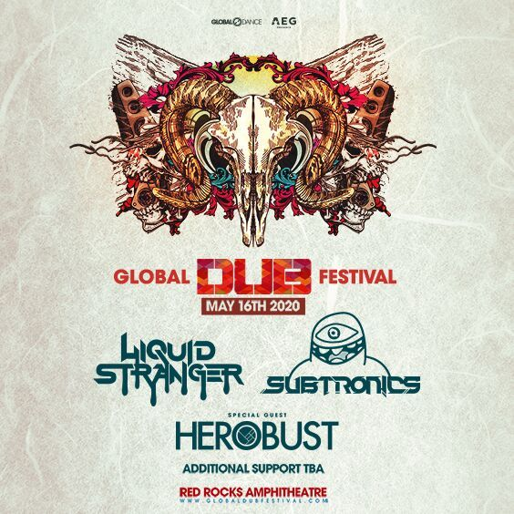 Image for Global Dub Festival: Liquid Stranger, Subtronics