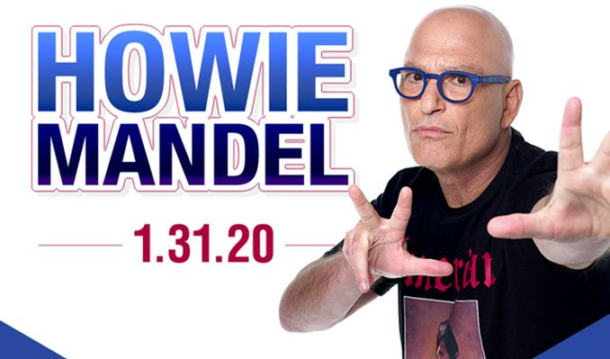 Howie Mandel tickets at DeJoria Center in Kamas