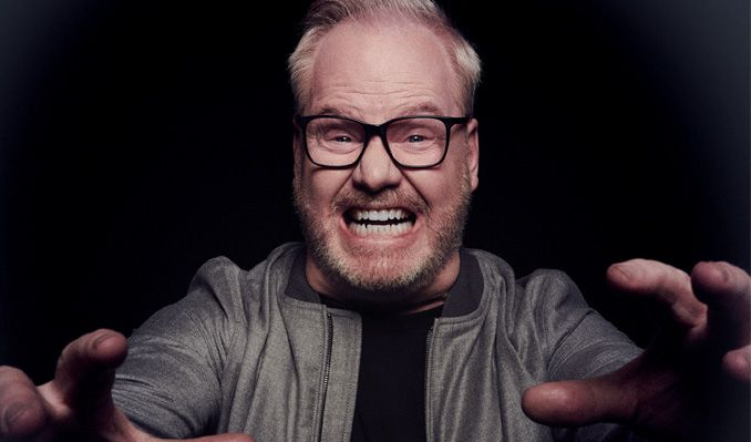 Jim Gaffigan tickets at Bellco Theatre in Denver
