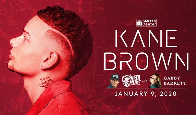 Kane Brown Tour 2020.Kane Brown Staples Center 20th Anniversary Concert Tickets