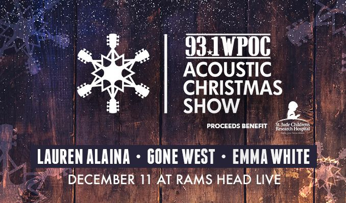Lauren Alaina, Gone West Feat. Colbie Caillat tickets at Rams Head Live! in Baltimore