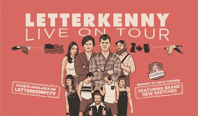 LETTERKENNY tickets at Taft Theatre, Cincinnati