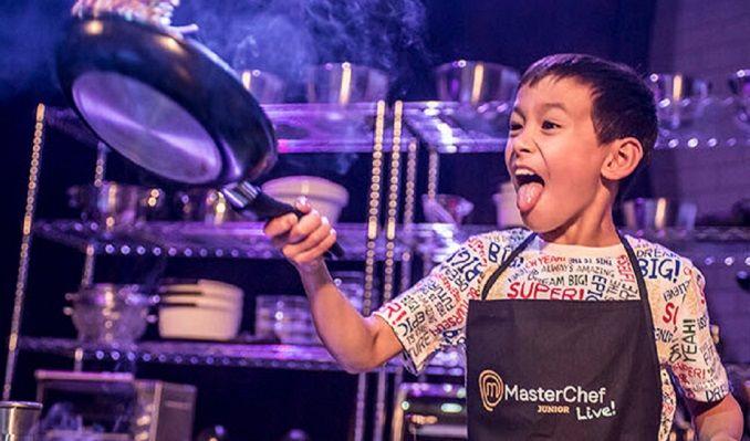 MasterChef Junior Live tickets at Arvest Bank Theatre at The Midland, Kansas City
