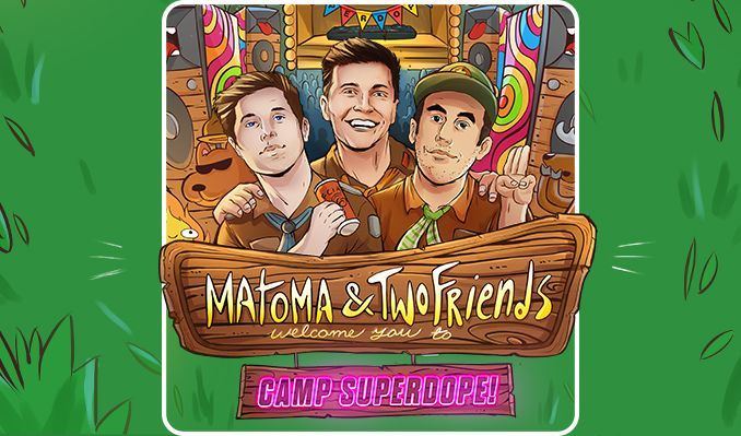 Matoma & Two Friends tickets at Shrine Expo Hall in Los Angeles