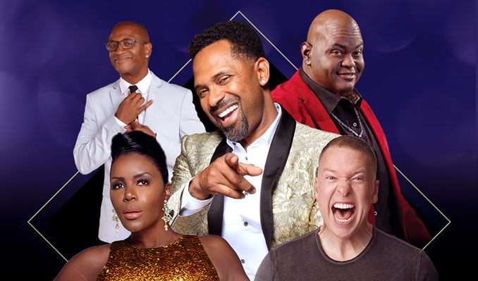 The Fabulously Funny Comedy Festival: Mike Epps, Sommore, Gary Owen, Lavell Crawford, Tommy Davidson tickets at Microsoft Theater in Los Angeles