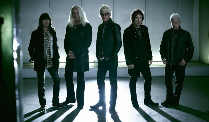 REO Speedwagon tickets at City National Grove of Anaheim in Anaheim