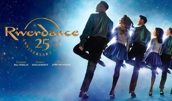 Riverdance 25 tickets at Radio City Music Hall in New York City