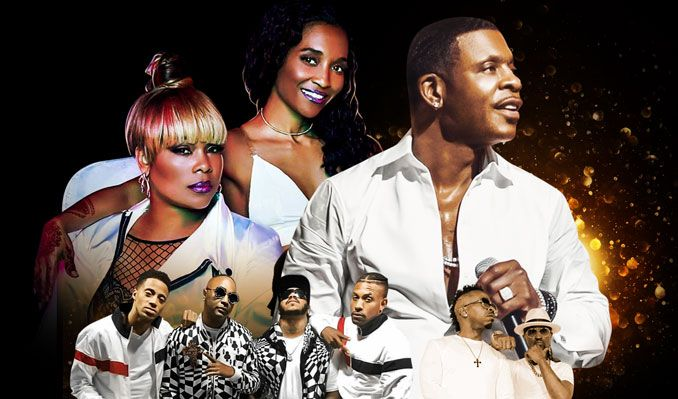 RNB Rewind #5 tickets at Microsoft Theater in Los Angeles