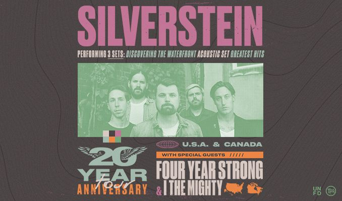 Silverstein tickets at Rams Head Live!, Baltimore tickets at Rams Head Live!, Baltimore