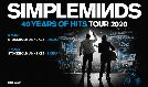 Simple Minds - Extrakonsert tickets at ANNEXET/Stockholm Live in Stockholm