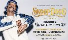 Snoop Dogg tickets at The O2 in London