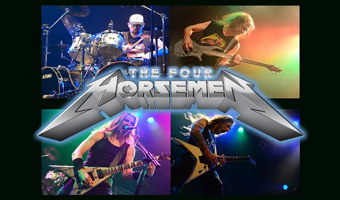 The Four Horsemen - The Ultimate Metallica Tribute tickets at Rams Head Live! in Baltimore