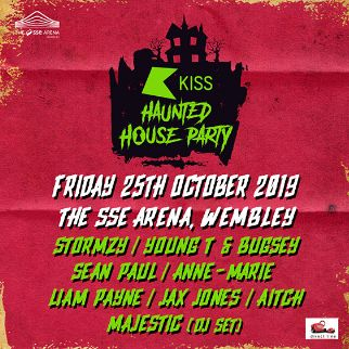 The KISS Haunted House Party