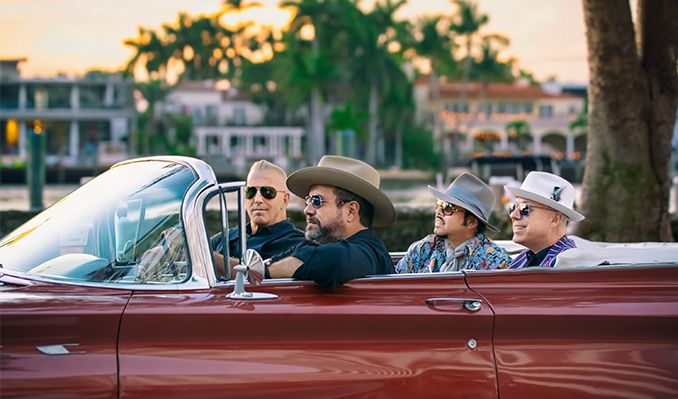 The Mavericks tickets at Ruth Eckerd Hall, Clearwater