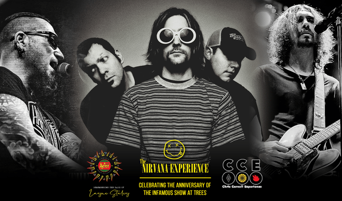 The Nirvana Experience tickets at Trees in Dallas/Ft. Worth