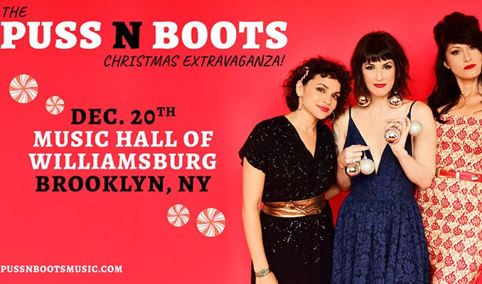 Williamsburg Christmas 2019.The Puss N Boots Christmas Extravaganza Tickets In Brooklyn