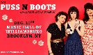 The Puss N Boots Christmas Extravaganza! tickets at Music Hall of Williamsburg in Brooklyn