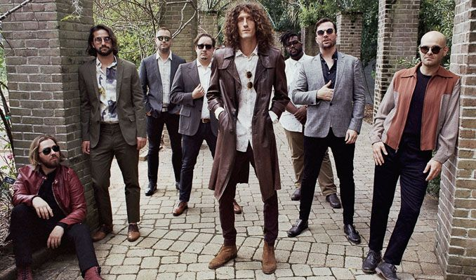 The Revivalists tickets at The AMP St. Augustine, St. Augustine