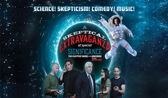 The Skeptics Guide to the Universe tickets at Perelman Theater, Philadelphia