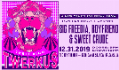 A New Year's Eve Freak Show Featuring Freaks & Wonders - Big Freedia, Boyfriend & Sweet Crude tickets at Joy Theater in New Orleans