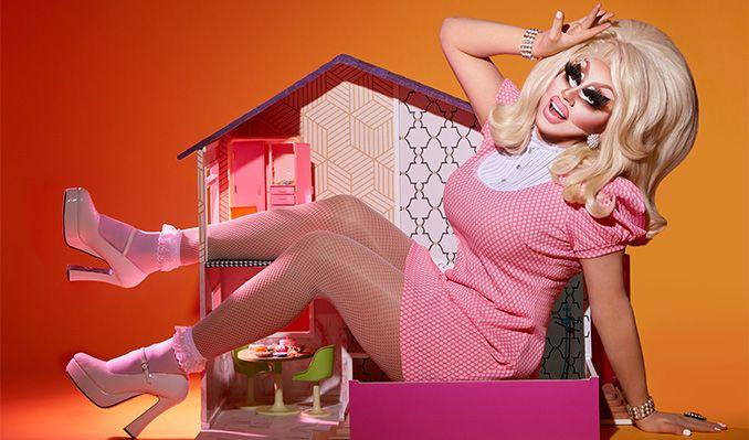 Trixie Mattel  tickets at Lyceum Stage Theatre in San Diego