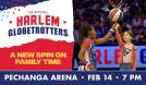 Harlem Globetrotters tickets at Pechanga Arena San Diego in San Diego