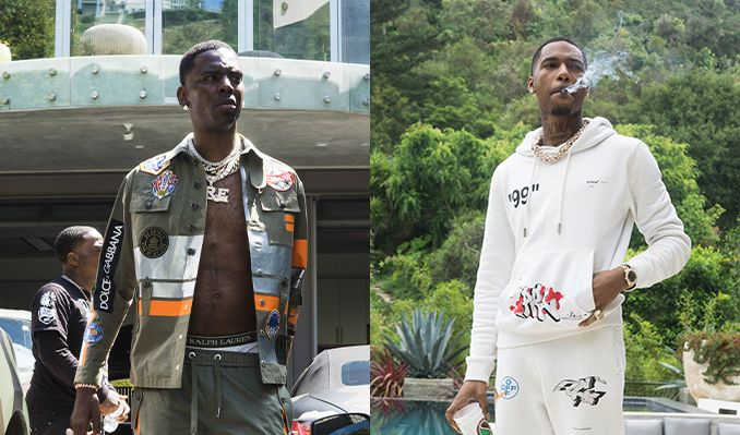dolph and key glock