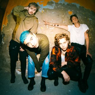 5 Seconds Of Summer -  RESCHEDULED