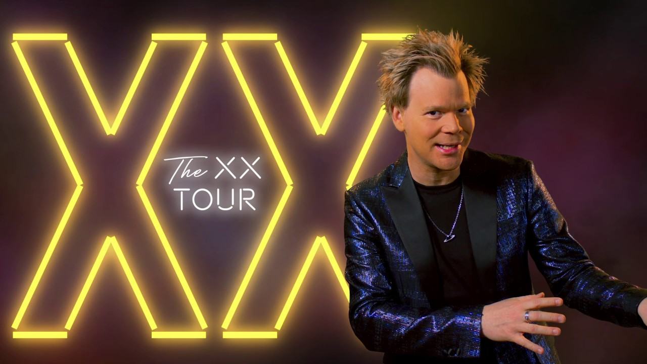Brian Culbertson announces 2020 dates for The XX Tour
