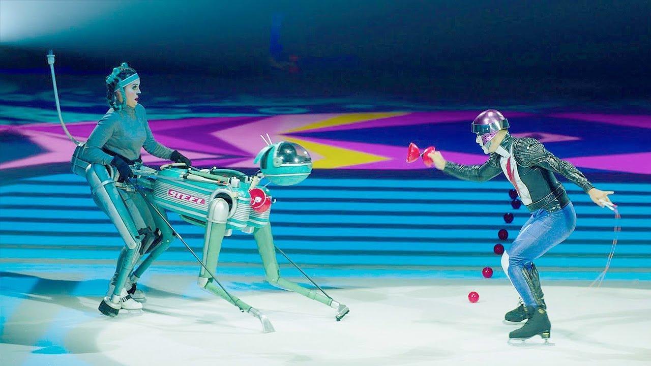Cirque Du Soleil: AXEL announces 2020 dates at Bakersfield's Rabobank Arena