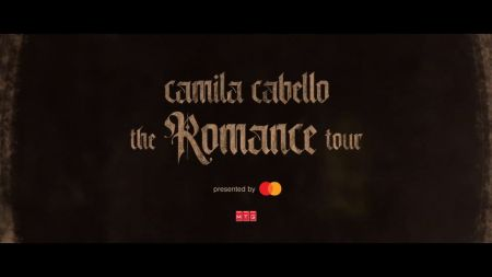 Camila Cabello announces tickets and dates for 2020 The Romance Tour