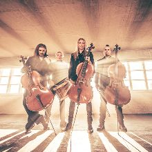 Apocalyptica - Cell-0 Tour  tickets at The Regency Ballroom in San Francisco