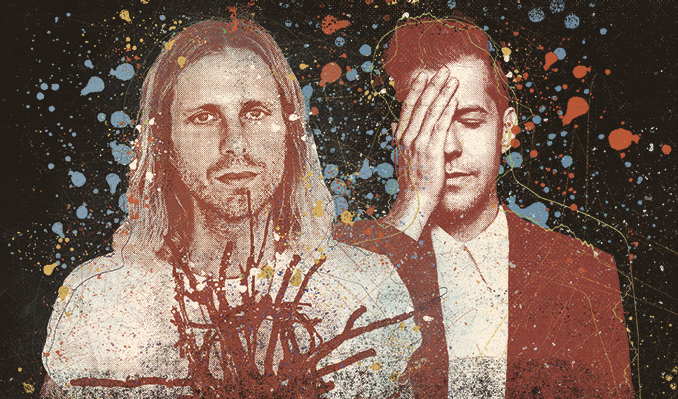 AWOLNATION: The Lightning Riders Tour with Andrew McMahon tickets at Arvest Bank Theatre at The Midland in Kansas City