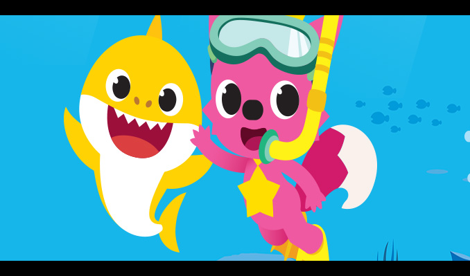 Baby Shark tickets at Cobb Energy Performing Arts Centre, Atlanta